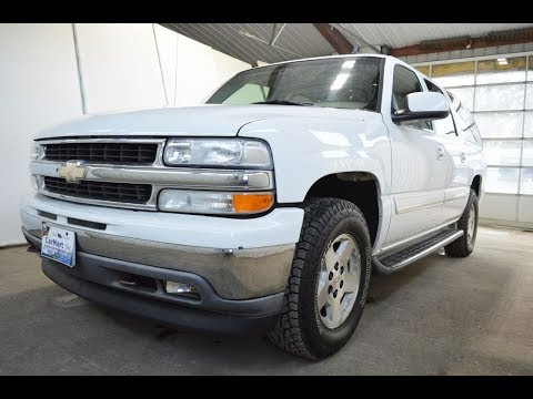 2006 Chevrolet Suburban LT Loaded 4x4 Review by CarMart Net Fergus Falls
