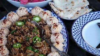 Armenian Kofta - Armenian Cuisine - Մսով Կոլոլակ - Heghineh Cooking Show