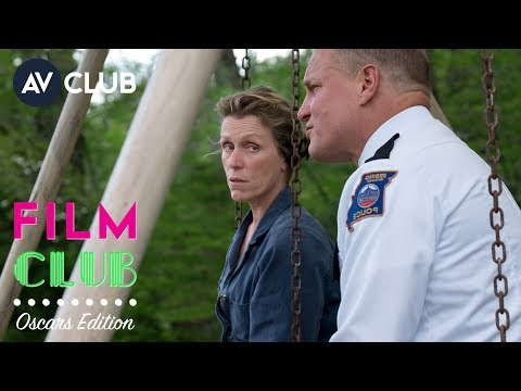 Three Billboards Outside Ebbing, Missouri | Oscars Discussion & Review | Film Club
