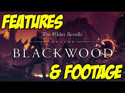 Blackwood Features and FOOTAGE - Elder Scrolls Online |
