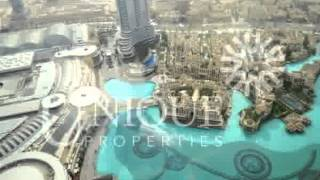 Full fountain view 2br plus study room in Burj Khalifa for rent