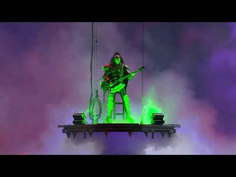"""God Of Thunder Live 4K"" KISS 2020 Goodbye Atlantis, The Palm, Dubai"