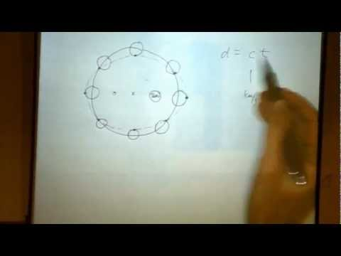 Astronomy 101:  Kepler's Laws of Planetary Motion