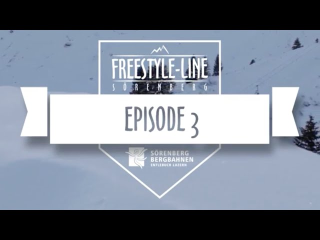 Freestyle Line Sörenberg, Episode 3, Season 14/15