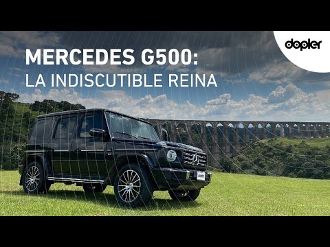 Mercedes G500: Ponemos a prueba la 4x4 reina de su segmento | Dopler