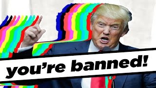 Why Is BuzzFeed News Banned From Trump's Campaign?