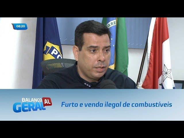 Operação combate furto e venda ilegal de combustíveis no interior de Alagoas