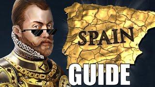Eu4 How play Castile/Spain guide!