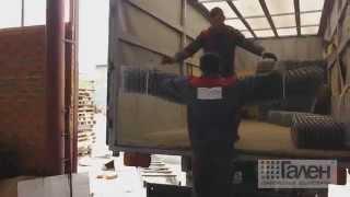 Композитная сетка ROCKMESH(«Гален» предлагает строительному рынку новый продукт -- композитную сетку ROCKMESH, предназначенную для армиро..., 2014-04-30T09:32:48.000Z)