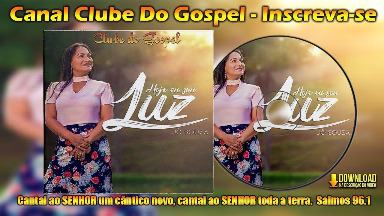 Jô Souza - Hoje eu Sou Luz - Forró Gospel ᴴᴰ
