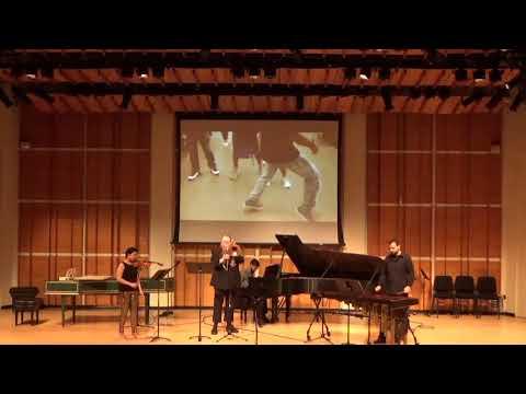 Below (Luke Schwartz - Gabriel Noguez) at Merkin Concert Hall, NYC