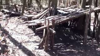 Wood Fort ( Part 1 )