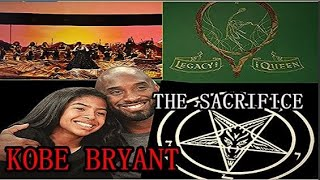 Grammys 2020 Sacrifice Ritual Kobe Bryant - Legacy and the Queen (EXPOSED)