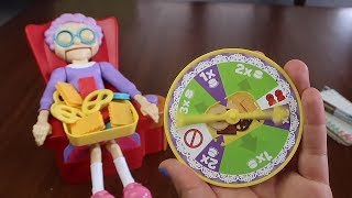 Cingöz Nine Tepsiden Kurabiyeleri ilk kim alacak? The Grandma Cookie play with Funny Bidünya Oyuncak