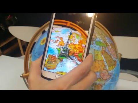 AR App for Globe.