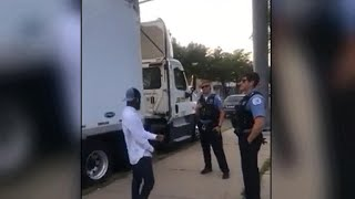 "Controversial ""bait truck"" program prompts review by Chicago police"