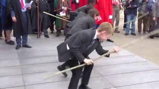 BEATING THE BOUNDS - BRITISH TRADITION - WHAT IS IT? - 30 MAY 2019