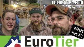 EuroTier Special 2018 - Mit Sibbershusum und Countrylifegermany durch die Hallen toben