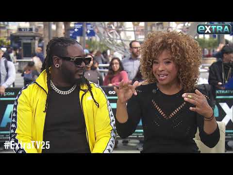 Mychal Maguire -  T Pain Talks About Winning 'The Masked Singer'