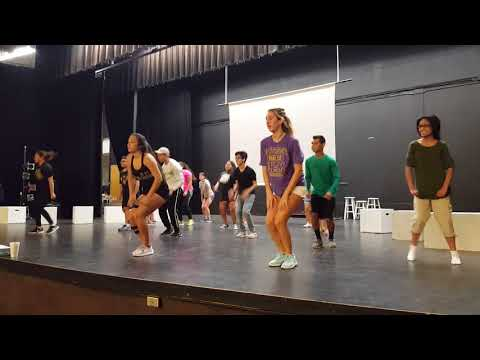 Camp Rock Musical - Start The Party - Choreography Flipped