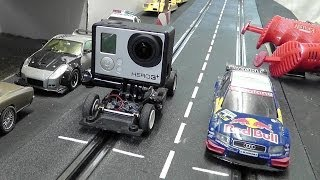KAMERA SLOTCAR bauen für GoPro Hero Black Edition - Carrera Bahn - Do it yourself No. 28