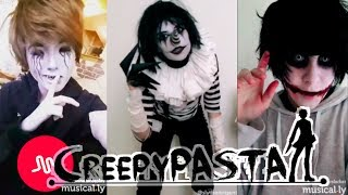 Creepypasta Musical.ly Cosplay Compilation 2017 thumbnail