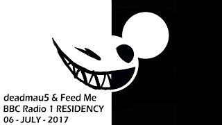 Video deadmau5 & Feed Me - BBC Radio 1 Residency (06 JULY 2017) [PART 7] download MP3, 3GP, MP4, WEBM, AVI, FLV Juli 2018