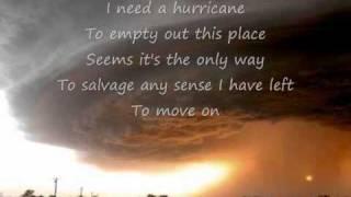 Mindy Smith~ Hurricane with Lyrics