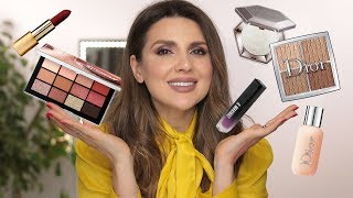 FAVORITE MAKEUP PRODUCTS IN 2018 | ALI ANDREEA