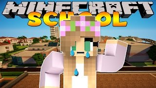 Minecraft School : LITTLE KELLY LEAVES SCHOOL FOREVER?!?!
