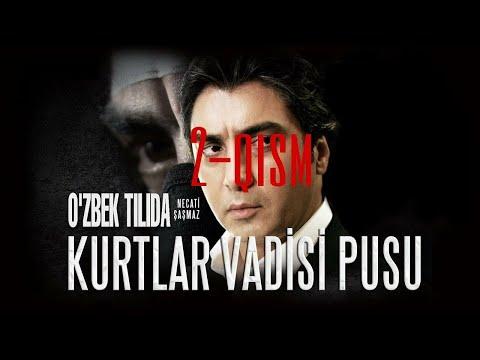 Kurtlar Vadisi Pusu 3-qism (O'zbek Tilida)