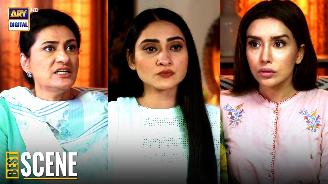 Mujhay Vida Kar Episode   BEST SCENE   ARY Digital Drama