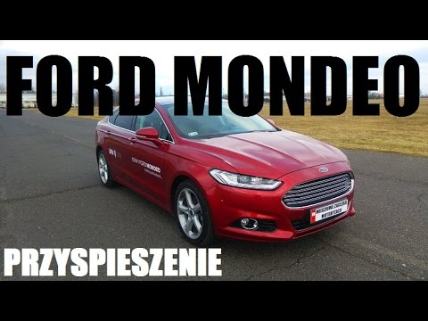 2014 ford mondeo mk5 2 0 tdci 180 km przyspieszenie. Black Bedroom Furniture Sets. Home Design Ideas
