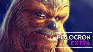 Czy Chewie miał dzieci? Kto nauczył Anakina bycia Duchem Mocy? [HOLOCRON EXTRA]