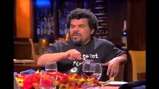 Luis Guzman On Edwin Torres & Brian De Palma