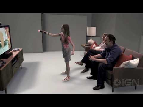 Sony PlayStation Move Trailer - E3 2010
