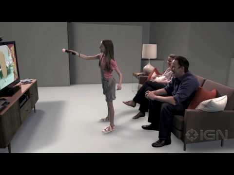 Sony PlayStation Move Trailer - E3 2010