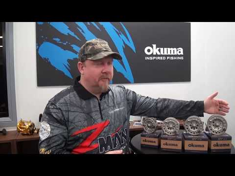 Okuma SLV Fly Reels - An Introduction