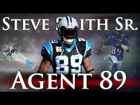 Steve Smith Sr. - Agent 89