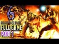 FULL GAME: Part 1 - Resident Evil 6 (Playthrough / Gameplay / Walkthrough)
