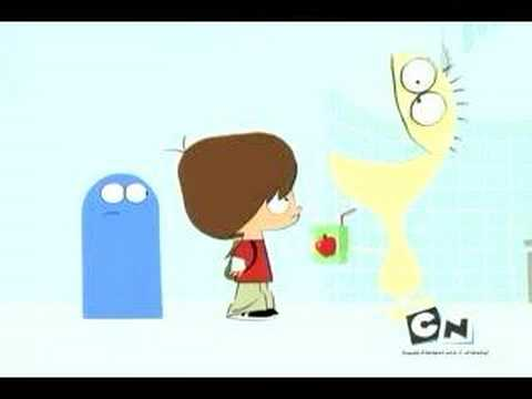 Fosters Home For Imaginary Friends Cheese Chocolate Milk