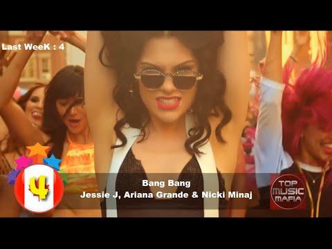 (Canada) Top 5 Songs of The Week - October 4, 2014