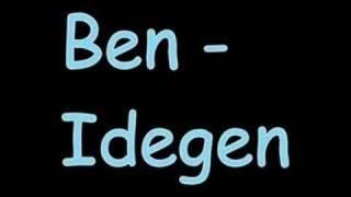 Ben - Idegen