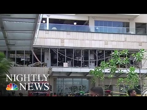 More Than 200 dead, Hundreds Injured After Easter Sunday Blasts Rock Sri Lanka | NBC Nightly News