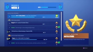 FORTNITE: BATTLE ROYALE GRINDING CHALLENGES Y TRYING TO GET DUBS ON DUOS/SQUADS #27