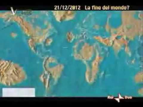 แผนที่โลกของเราในอนาคต [คำทำนาย] La fine del mondo?