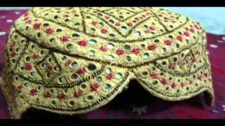Sindhi Topi (Sindh Arts & Crafts)