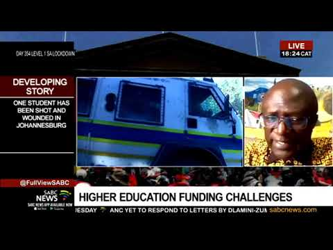Student Protests | The state of education and funding in South Africa: Prof. Gerald Wangenge-Ouma