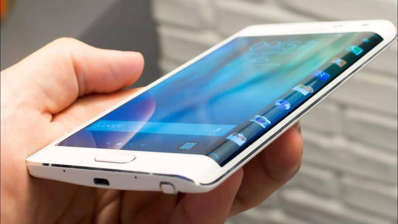 Samsung Galaxy Edge 7 NEW 2016 - YouTube