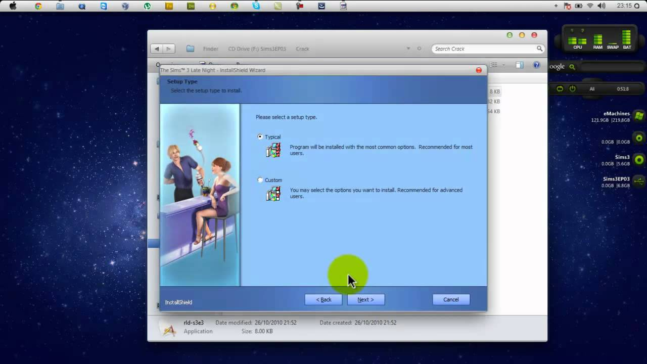 How to install the sims 3 starter pack on pc - How To Install Sims 3 Late Night Pc